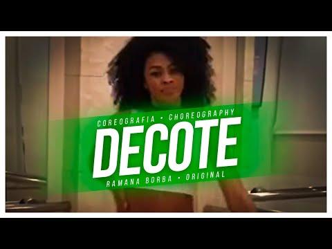 Decote- Preta Gil feat Pabllo Vittar  (Coreografia Oficial :Justin Neto)