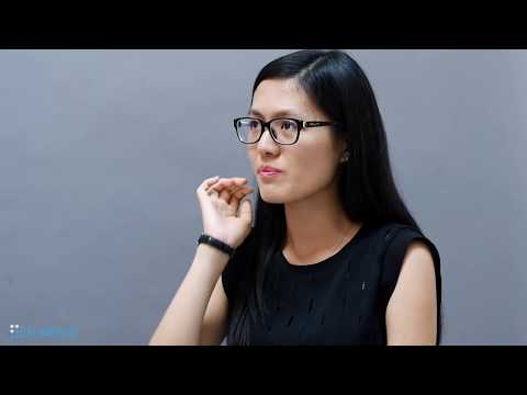 Interview with Hou Yifan, Women's Chess World Champion | tradimo