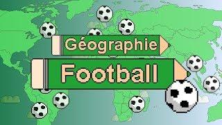 La géographie du football