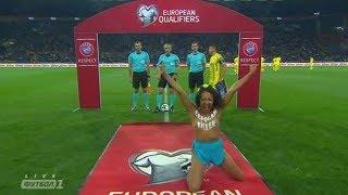 Футбол Украина Турция Лучшие моменты