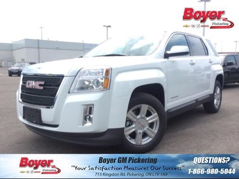 2015 gmc terrain sle 1 review features boyer pickering. Black Bedroom Furniture Sets. Home Design Ideas