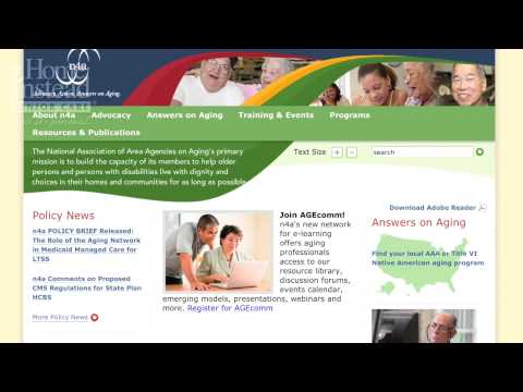 #32.1 Senior Care Resources (1 of 5)