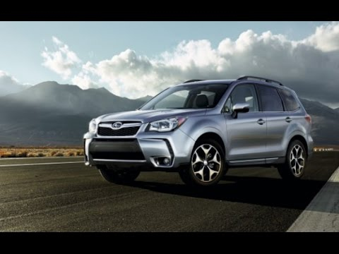 2018 Subaru Forester Xt Concept Review Youtube