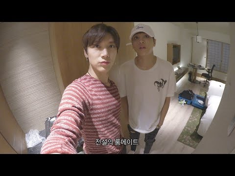 N-53 NCT in SMTOWN OSAKA 3 - The Roommates Part 2  JJTHYD