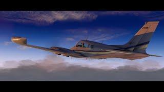 Rocky Mountain Christmas Special - Virtual USA Flying Club and Denver ARTCC