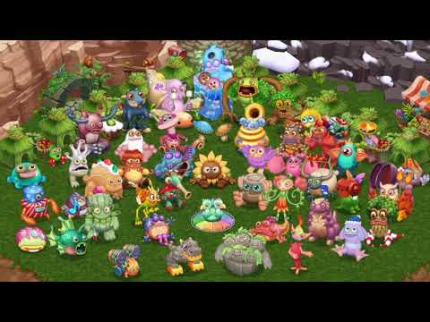 My Singing Monsters: Dawn Of Fire - Continent (Full Song) (1.15.0)