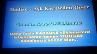 Aşk kaç beden giyer : Kuzenimle karaoke keyfi :)