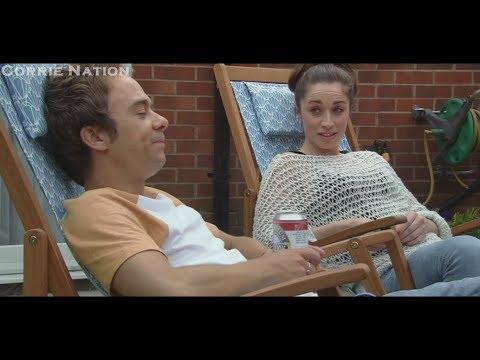 Coronation Street - David Tells Shona About Maria and Aidan's Affair