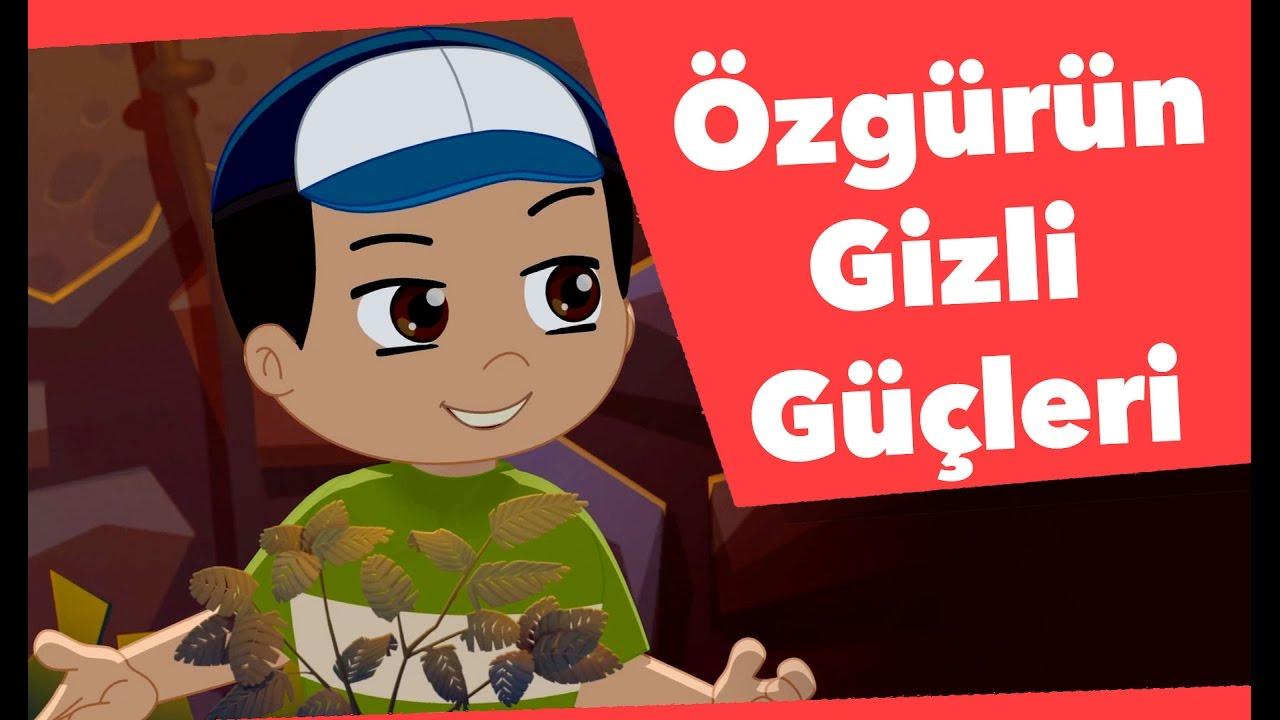 RGG Ayas - Özgürün Gizli Güçleri -Çizgi Film | Düşyeri