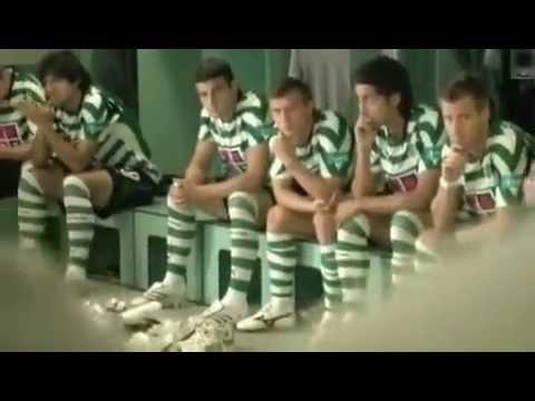 Paulo Bento telefona aos adeptos @ Anúncio Gamebox Sporting 07/08