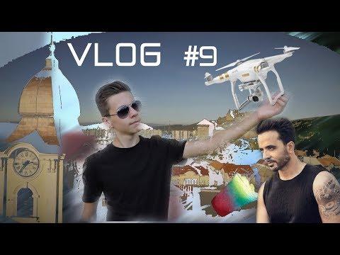 VLOG #9    DESPACITO    Drónozás!