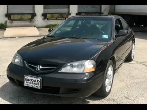 2003 Acura CL 3.2 Type-S 6-Speed VTEC Coupe