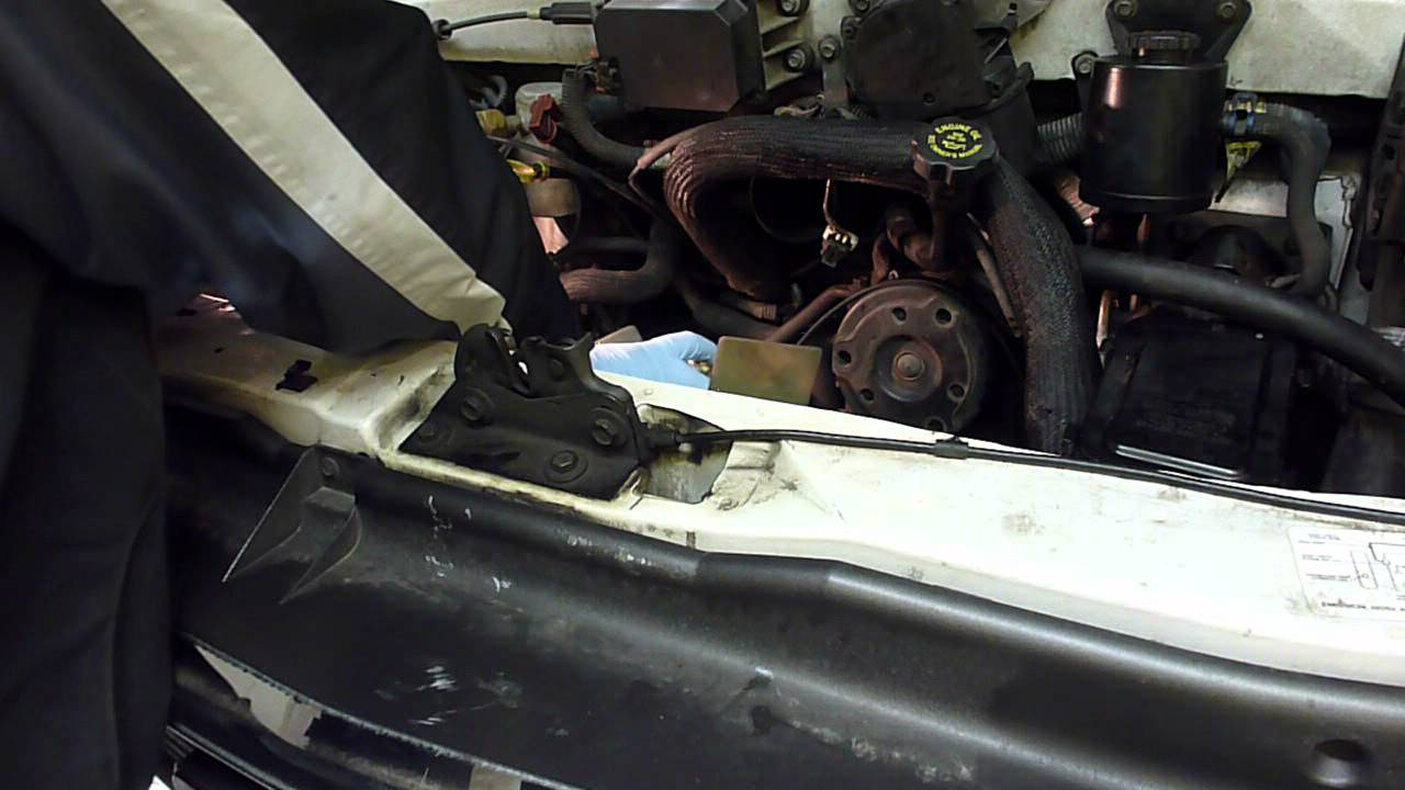 2212 GMC Safari (or Chevy Astro) van alternator