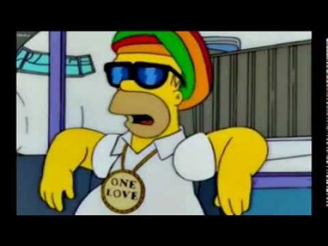 Homer Simpson Wants To Go To Jamaica