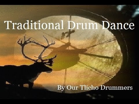Traditional Drum Dance (WhaTi Drummers)