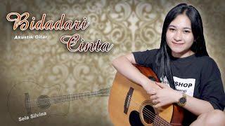 Bidadari Cinta Adibal Feat Novi Ayla Sela Silvina Cover Akustik MP3