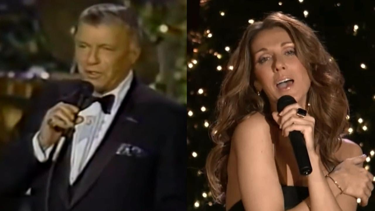 top christmas albums of all time include frank sinatra and celine dion - Best Christmas Albums Of All Time