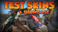 CS:GO - HOW TO TEST ANY SKIN FOR FREE + SHOWCASE IT! [2020]