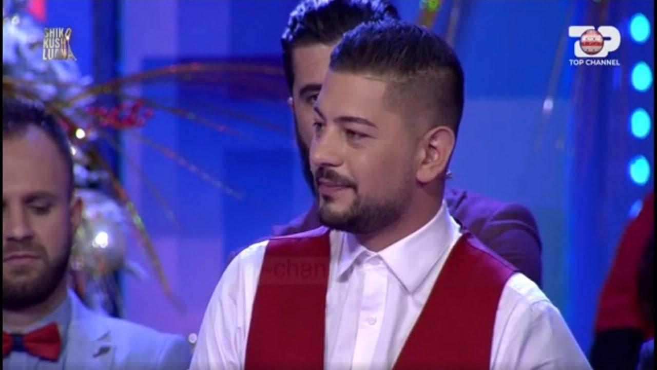 Andi tregon nëse do e puthte Shqipen, Shiko kush LUAN 4, 12 Dhjetor 2020, Entertainment Show - YouTube