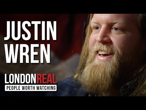 Justin Wren - Fight For The Forgotten - PART 1/2 | London Real