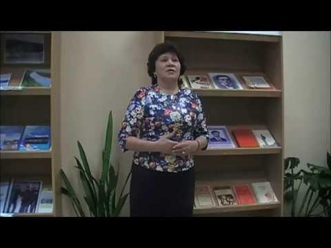 Изображение предпросмотра прочтения – ЗухраМаликова читает произведение «Послушайте! (Послушайте! Ведь, если звезды зажигают…)» В.В.Маяковского