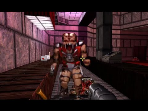 Duke Nukem 3D: 20th Anniversary World Tour - Hollywood Holocaust Gameplay - PAX West 2016