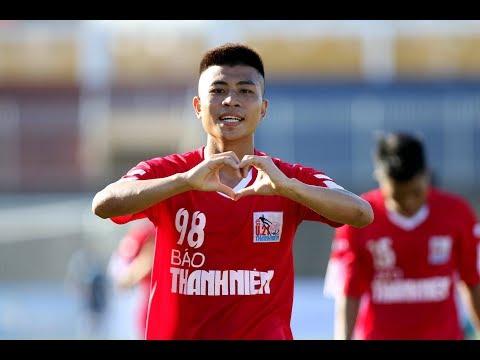 Highlight U21 HAGL - U21 Long An VCK U21 báo Thanh Niên 2018