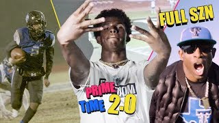 Deion Sanders And Son Shedeur Star In EPIC Football Series! Full Season Of Primetime 2.0!