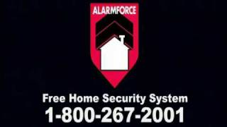 Contact AlarmForce Home Security System