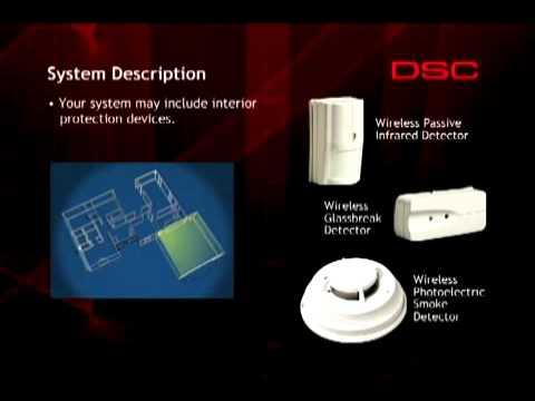 DSC PowerSeries Alarm System Description