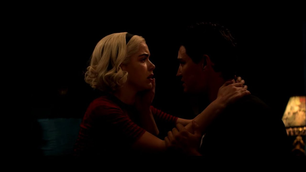 Download I can't do this anymore | Nick & Sabrina break up | CAOS Season 3 Episode 5