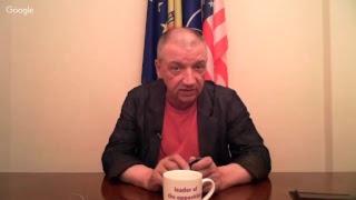 """Emisiunea """"În direct cu Sergiu Mocanu"""" din 18 iulie 2018"""