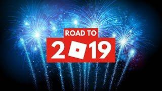 Road To 2019 | Dal 26 al 31 dicembre su Roblox FM