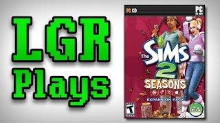 LGR Plays - The Sims 2 Seasons