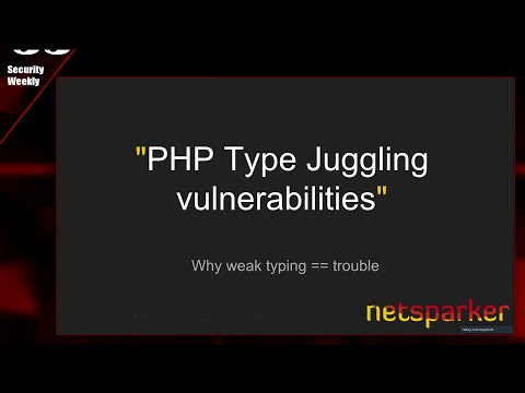 Type Juggling Authentication Bypass Vulnerability in CMS