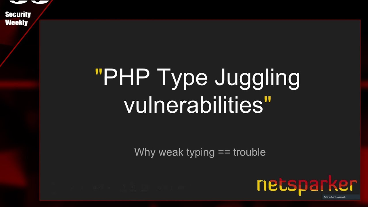 Type Juggling Authentication Bypass Vulnerability In Cms Made Simple Netsparker