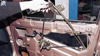 видео Стеклоподъемники на ВАЗ 2110: ремонт и замена своими руками (электро и механические)