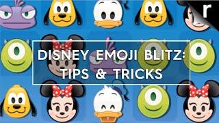 Disney Emoji Blitz tips & tricks guide