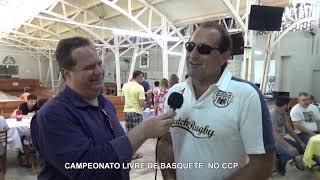 Final do III Campeonato CCP de Basquete Livre 2018