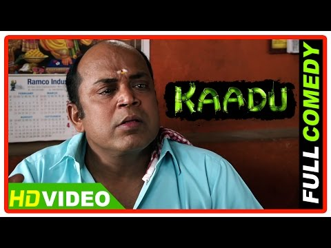 Kaadu Tamil Movie HD | Full Comedy Scenes | Vidharth | Samskruthy | Samuthirakani