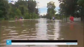 فيضانات تجتاح ولاية لويزيانا الأمريكية