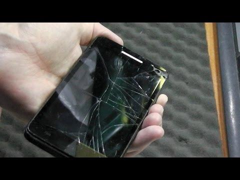 Разбито сенсорное стекло / Замена тачскрина. Смартфон Explay Fresh
