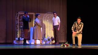 """St. Frances Theatre Group's """"Tuck Everlasting"""" - """"The Wheel (Finale)"""""""