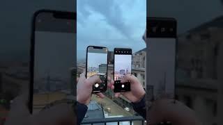 zoom camera test IPhone 12 Pro Max vs Galaxy S 21 ultra