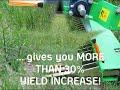 CombCut - Weed control in organic farming