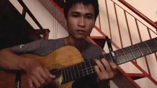 [Guitar] Khúc ca bốn mùa (Nguyễn Hải) | Lê Trung Hoàng