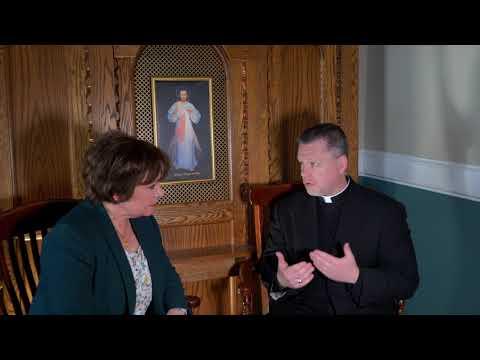 Dana Rosemary Scallon interviews Fr. Chris Alar, MIC