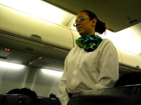 Guyana: Flight Attendant