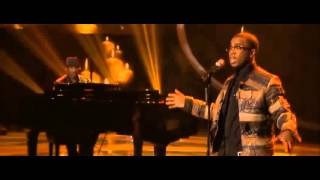 Burnell Taylor - Let it Be - American Idol 2013 - Top 9 (Studio Version)