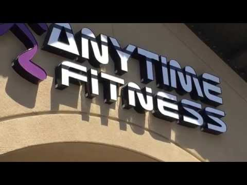 Anytime Fitness is Open 24/7!